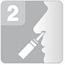 Инструкция по применению спрея ТИЗИН - шаг 2